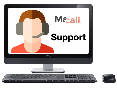 Macali app support for Microsoft Dynamics 365 Buisness Central